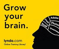 Lynda.com - Software training and tutorials